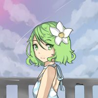 Gumi -Clouds by ARTsunemiku