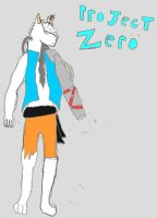 P. Zero diginatlly coloured by ComsumedDarkness