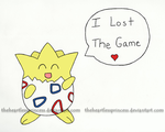 Togepi Is So Cute... by TheHeartlessPrincess