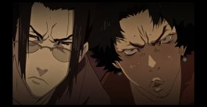 samurai champloo vecto 9 by easycheuvreuille