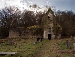 Dead Church, Tintern by Xs9nake