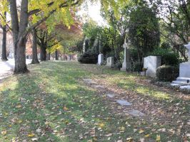 Cave Hill Cemetery Stock 30 by ShinimegamiStock