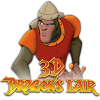 Dragon's Lair 3D Custom Icon by thedoctor45