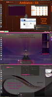 Ambiance - Gnome-Shell Theme Pack by rvc-2011