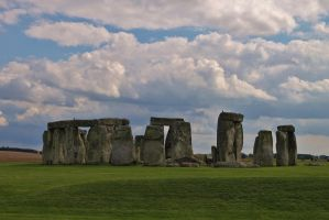 Stonehenge by AS142