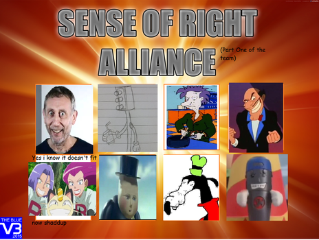 My Sense Of Right Alliance (1) by RetroPokeFan
