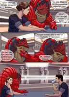 Mass Effect: Hide And Seek P2.3 by EightyEightDoodles