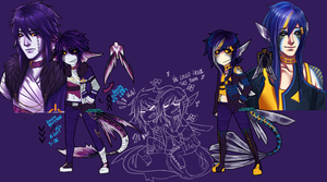 [TAKEN] Tataouin Collab Adopts by NotDamien