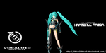 ANTI WORLD (HI-APPEND) MIKU HATSUNE by 0kira33kira0