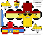 Cubee - Duffman '1of2' by CyberDrone
