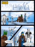Hunters and Hunted, CH1 PG8 by Saronicle