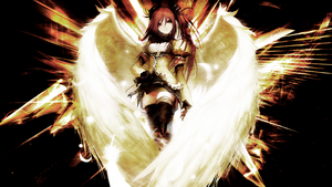 Angel Wallpaper by PMazzuco