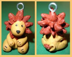 Zoo Charms: Lion by deltadream