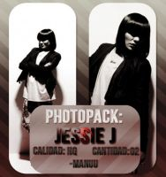 Photopack 006. Jessie J by Manuuselena