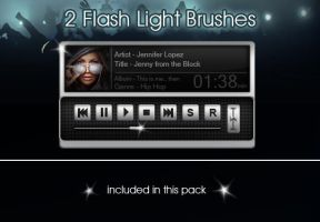 Flash Light Brushes by Sed-rah-Stock