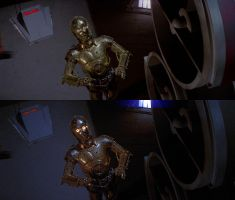 Modern 3PO by AggeIw