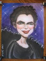 Winona Ryder take 1 by infiltr8arts