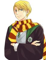 Draco 13 years old by sojiron