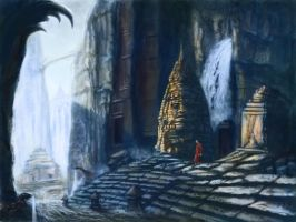 Angkor by phantastes