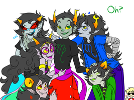 Kanaya get's all the girls by Textbookdoppelganger