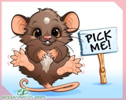Pick Me by bassanimation