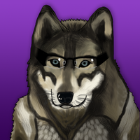 New Twitter Profile Pic - Wolvensam by Cathartis