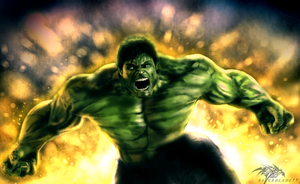Hulk by Saver-Blade