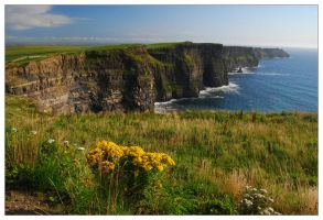 Cliffs of Moher - revisited I by 250981