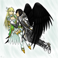 Elsword: The Raven Flies With the Wind by GaleSpider