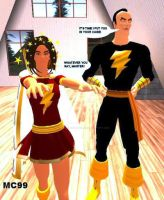 Black Adam's Slave Part 3 by The-Mind-Controller