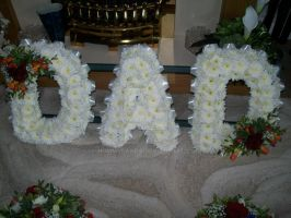 Floristry: DAD Tribute by NommyPanda