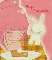 Cry Pie Thanksgiving by ZomzArtisticz