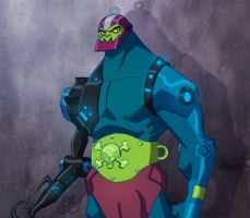 Trap Jaw by EricGuzman