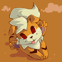 Growlithe by Jiayi