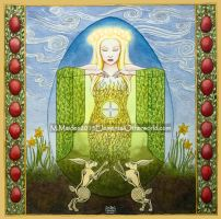 March - Equinox - Ostara by DarkLiminality