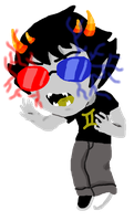 Sollux by MadamCatastrophy