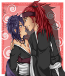 PCM Ariaa and Renji by MyangHime