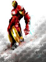 ironman by WAIKEI7777