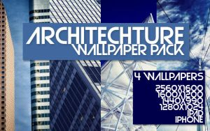 Architecture Wallpaper Pack by solefield