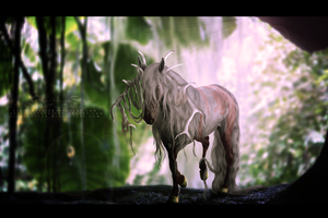Giddion by BlueHorseStudios