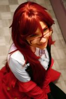 Kawaii Grell by Rovinn
