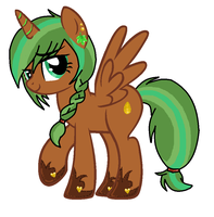 MLP adoptable - Vivid seed - 20 points :CLOSED: by xRainbow-adoptsx