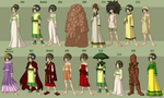 Toph's Wardrobe by DressUp-Avatar