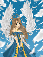 Belldandy by Angelkitty765