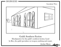 Bourgeois Guild Southern Faction by DrinkTeaOrDie