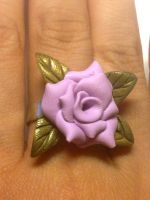 Rose ring by sississweets