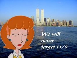 We will never forget 11.9 by Shyvanasun