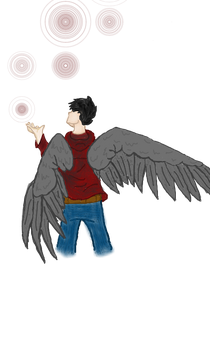 Winged Fellow by Endeavor4ever