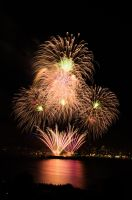 Gasworks Fireworks 5 by draxxion