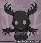 Hannibal - Wendigo by amy-art